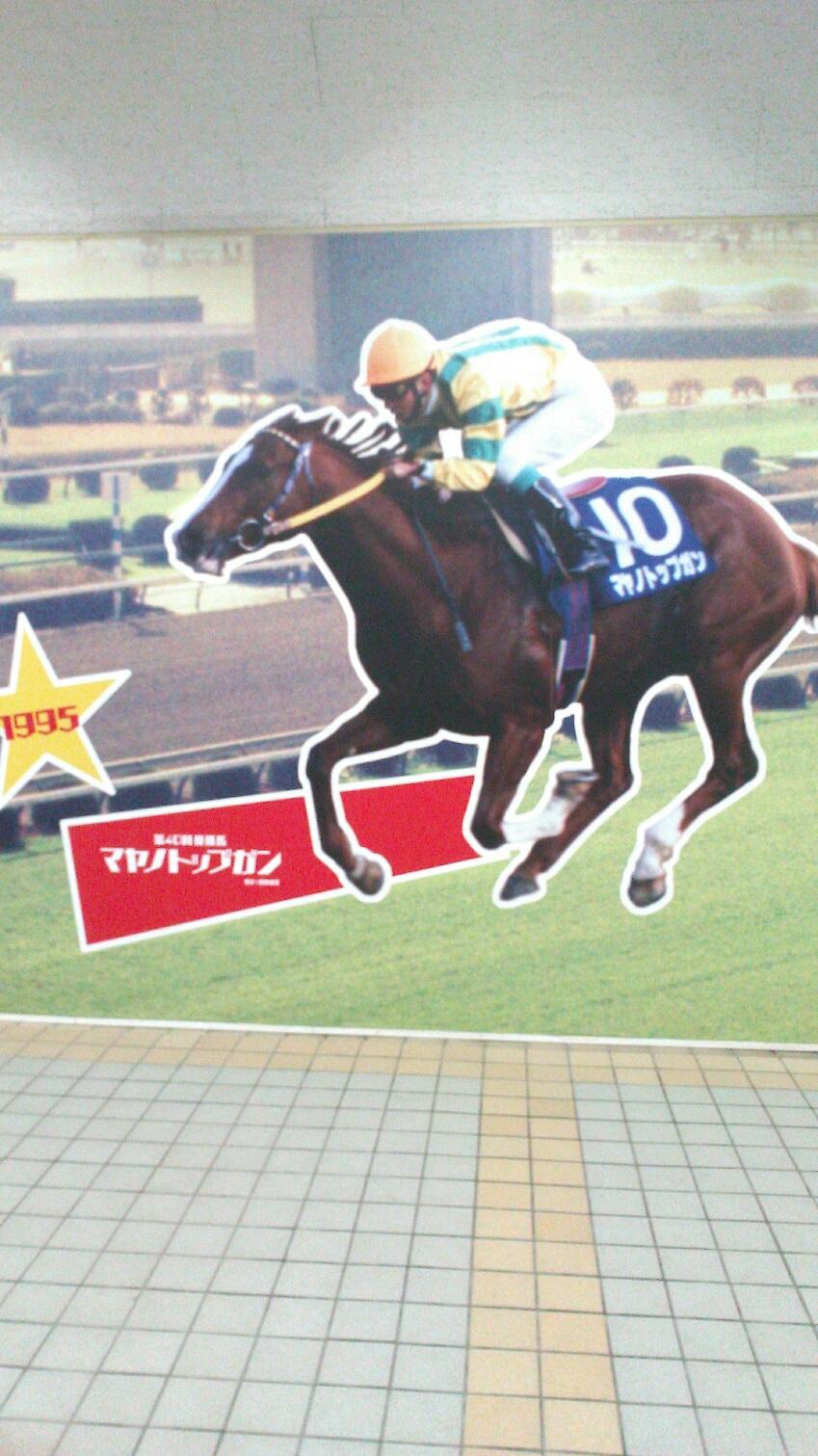 マヤノトップガン1992年産 - 競走馬データTOP|競馬予想のウマニティ!