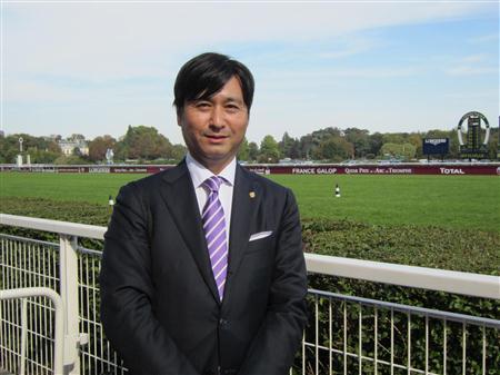 池江泰寿師独占手記(上)オルフェで凱旋門賞を Racing News Japan ...